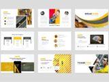 Printing Company Presentation Mockups Slide