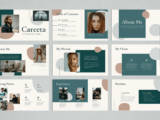 CV Presentation About Slide