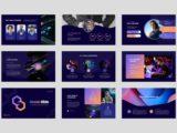 IT & Technology Company Presentation Portfolio Slide
