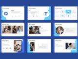 Kompania portfolio and business slide