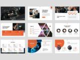 Movie Studio and Film Maker Presentation About Us Slide