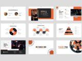 Movie Studio and Film Maker Presentation Infographics Mockup Slide