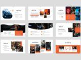 Movie Studio and Film Maker Presentation Our Services Slide