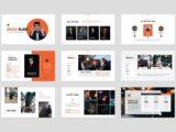 Movie Studio and Film Maker Presentation Project Slide