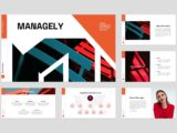 Project Management Presentation About Slide