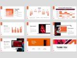 Project Management Presentation Mockup Devices Slide
