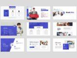 Business Consulting Presentation Team Slide