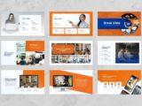 Coworking and Creative Space Presentation Mockup Slide