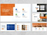 Coworking and Creative Space Presentation Our Services Slide