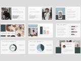 Digital Marketing Agency Presentation stats slide