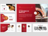 Pizza and Fast Food Presentation Team Slide