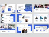 Web Design Agency Presentation Meet Our Team Slide