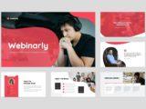 Webinar & Ecourse Presentation About Slide