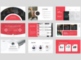 Webinar & Ecourse Presentation Team Slide