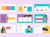 eCourse and Webinar Presentation webinars slide