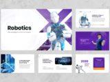 Artificial intelligence Presentation About Us Slide