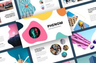 Phenom – Creative Business PowerPoint Presentation Templates