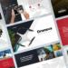 Droneva – Drone Aerial Photography Keynote Presentation Template