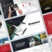 Droneva – Drone Aerial Photography PowerPoint Presentation Template