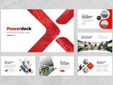 Pitch Deck and Business Presentation Aout Us Slide